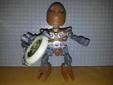 LEGO BIONICLE MATORAN OF METRU NUI - 8610 - AHKMOU - GREAT CONDITION