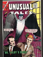 Unusual Tales Comic Production Proofs Color ~ 2 color pcs (blank back) WH