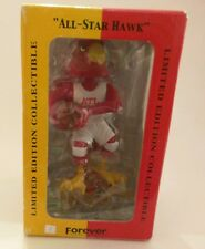 "Forever Collectibles: Bobblehead ""All Star Hawk"" **LIMITED EDITION**  ""NEW"""