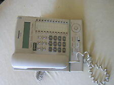 Panasonic KX-T7630AL IP Based Handset for TDA30/100/200 White