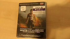 White House Down Blu-ray Steelbook | Canadian Future Shop | NEW | BD+UV Tatum
