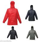 Regatta Packaway II Waterproof Lightweight Packable Jacket Coat Kagoule - RG018