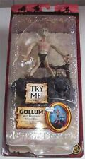 Gollum with Sound -  Herr der Ringe - ToyBiz   *Neu*
