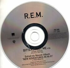R.E.M. Bittersweet me French Promo 1-track   CD SINGLE Warner Bros. Records Inc.