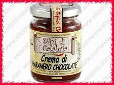 Crema di Peperoncino Habanero Chocolate Piccante da Guinness New