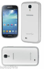 100% Genuine Samsung Galaxy S4 Premium Snap On Case Cover White RRP £19.99