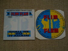Flim Flam Tolga Balkan Shall we do it again - '12' Picture LP- washed /gewaschen