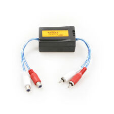 Car Home Stereos 3.5 MM Audio Jack Ground Loop Isolator Noise Filter Replace