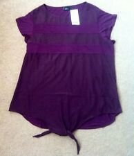 Bnwt next womens short sleeve top size 16 Eur 44