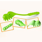 Green/Pink Pasta Server Dinosaur Pasta Spaghetti Serving Spoon Fork