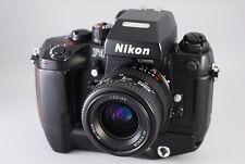 Nikon F4s Film Camera+Nikon NIKKOR AF 35-70 3.3-4.5 #457 From Japan