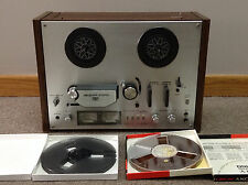 Akai GX-4000D reel-to-reel tape deck