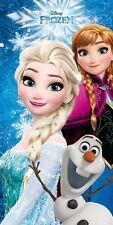 Badehandtuch Handtuch Strandhandtuch Badetuch Frozen Anna Elsa Olaf Disney