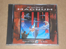 MAGNUM - CHAPTER & VERSE: THE VERY BEST OF - CD SIGILLATO (SEALED)