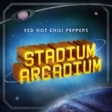 RED HOT CHILI PEPPERS Stadium Arcadium 2CD BRAND NEW