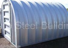 DuroSPAN Steel 12'x24'x10' Metal Building Kit Storage Workshop Structure DiRECT