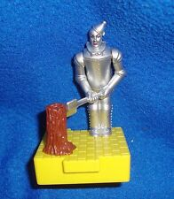 Wizard of OZ Tin Man Blockbuster Video Exclusive PVC Figure New Old Stock
