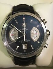 TAG HEUER GRAND CARRERA CALIBRE 17 --CAV511A--Good Condition