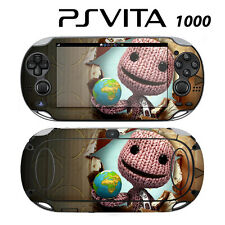 Vinyl Decal Skin Sticker for Sony PS Vita PSV 1000 Litte Big Planet