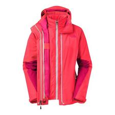 THE NORTH FACE WOMENS CINNABAR TRICLIMATE 3IN1 JACKET INSULATED WATERPROOF SNOW
