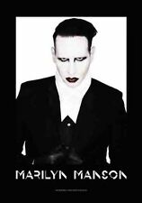 MARILYN MANSON - FABRIC POSTER - 30x40 WALL HANGING 52162