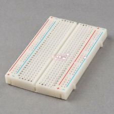 1pc Mini Solderless Bread board 400 Contacts Available Test Develop CaF8
