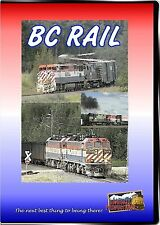 BC RAIL NORTH VANCOUVER TO PRINCE GEORGE HIGHBALL PRODUCTIONS NEW DVD VIDEO