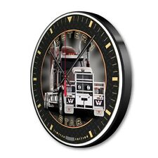 WESTERN STAR TRUCK WALL CLOCK LTD
