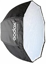 Andoer ® GODOX portatile Octagon Softbox 80cm/31.5in da Ombrello riflettore