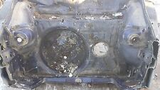 VW GOLF MK3 SYNCRO 4WD 4X4 REAR BOOT FLOOR SPARE WHEEL PAN CUT OUT PART