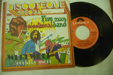"FIVE MAN ELECTRICAL BAND""WEREWOLF-disco 45 giri POLYDOR Italy 1974"" RARISSIMO"