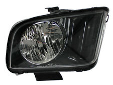 New Replacement Halogen Headlight RH / FOR 2007-09 FORD MUSTANG BASE & GT MODEL
