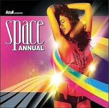 Azuli Presents Space Annual 2008 by Various Artists (CD, Sep-2008, 2 Discs,...