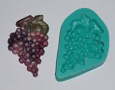 Silicone mold mould sugarcraft cake decoration crafts moulds grapes (9014)