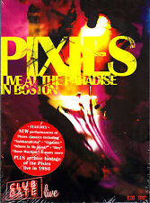 PIXIES live at the paradise in boston DVD NEU OVP/Sealed