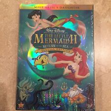 Little Mermaid II The: Return to the Sea (DVD, 2008, Special Edition)