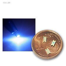 100 SMD LEDs 1206 bleu, coloris Blau/ mini-LED SMD bleu azur SMT bleu