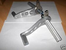 NEW! Universal Rearsets - Classic & Cafe Racer