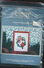 Country Cross-Stitch 7202 kit A Counted Cross-Stitch Kit