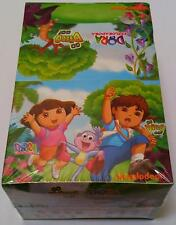NEW Dora the Explorer & Go Diego Go Chocolate Egg Toy Surprise Box of 6