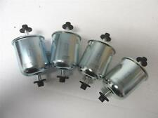 4 OEM Nissan Frontier Pathfinder Maxima Value Advantage Gasoline Gas Fuel Filter