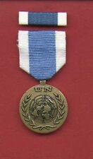 UN United Nations medal for Special Mission with ribbon bar