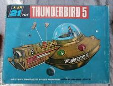Un train JR 21 j.rosenthal Thunderbird 5 1965 coffret vintage