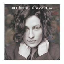 All Of Our Names Sarah Harmer Audio CD