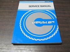 MANUEL REVUE TECHNIQUE D ATELIER DAELIM DAYSTAR 125 1999 -  service manual