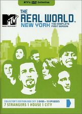 NEW - The Real World - The Complete First Season - New York