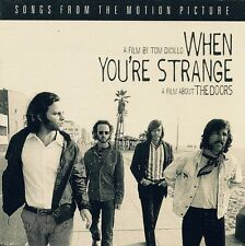 he Doors: When You're Strange - Songs From The Motion Picture - CD (2010)