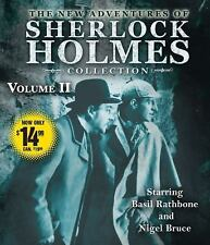 Sherlock Holmes: The New Adventures of Sherlock Holmes Collection Vol. 2 by...