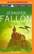 Demon Child: Medalon 1 by Jennifer Fallon (2016, MP3 CD, Unabridged)