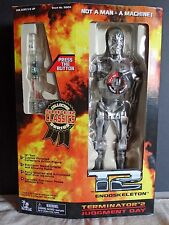 Terminator 2 Judgment Day T2 Endoskeleton Toy Island 1997 NRFB